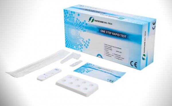 SafeCare - Antigen-Nasaltest (Box)